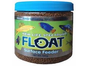 New Life Spectrum FLOAT Surface Feeder Large 3mm Floating Salt/Fresh 190gm