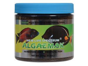 New Life Spectrum AlgaeMAX 2mm Enhanced Algae Pellet 125gm