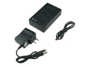 HitLights Rechargeable 12V DC Lithium Ion Battery Pack, 3800 mAh, for LED Strip Light, Tape Light and more