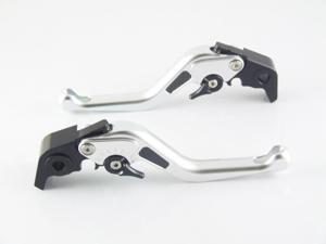 Adjustable Levers Brand Carbon Short Levers for Honda NC700 S/X   Silver