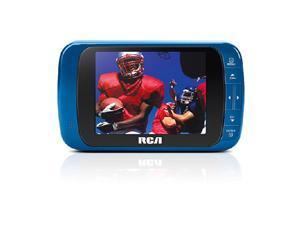 RCA DHT235A 3.5-Inch LED-lit TV (Blue) - New