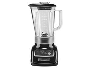 KitchenAid KSB1570OB 5-Speed Blender (Onyx Black) - Refurbished