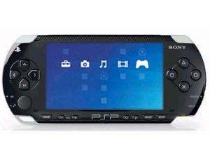 PLAYSTATION PSP 1001 Video Game System (Black) - New