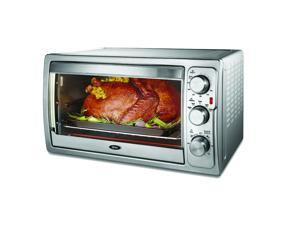 OSTER TSSTTVXXLL Extra-Large Convection Technology Countertop Oven (Silver)
