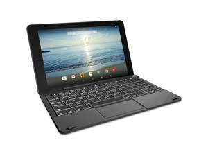 RCA RCT6303W87DK 10 Viking Pro Tablet Quad-Core 32GB Android 5.0 Lollipop with Detachable Keyboard (Charcoal)- New