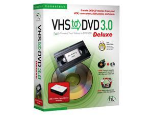 Honestech VHS to DVD 3.0 Deluxe - New