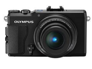 OLYMPUS XZ-2 Digital Camera 4X Wide Optical 12MP IHS TECHNOLOGY (Black)