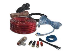 DIESEL AUDIO NS-4GA 1800W 4 Gauge 4G Car Audio Amplifier Installation Kit - New