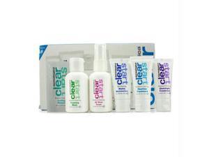 Clear Start Breakout Clearing Kit: Foaming Wash + Toner + Daytime Treatment + Moisturizer SPF 15 + Overnight Treatment -