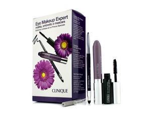 Eye Makeup Expert (1x Quickliner 1x Chubby Stick Shadow 1x High Impact Mascara) - Purple - 3pcs