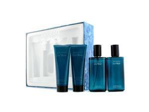 Cool Water Coffret: Eau De Toilette Spray 75ml/2.5oz + After Shave 75ml/2.5oz + After Shave Balm 75ml/2.5oz + Shower Gel