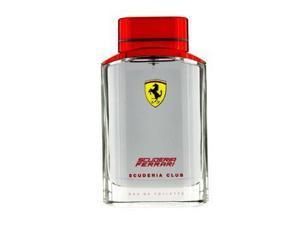 Ferrari Scuderia Club Eau De Toilette Spray - 125ml/4.2oz