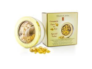 Ceramide Gold Ultra Restorative Capsules & Strengthening Eye Capsules - 2x30 Capsules