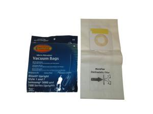 27 Genuine Bissell Style 1, 4, 7 Vacuum Cleaner Bags Model 32120