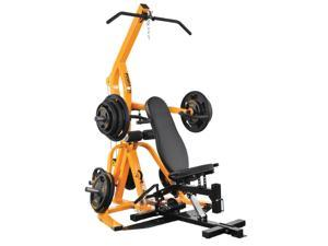 POWERTEC Workbench Levergym (WB-LS14 Yellow)