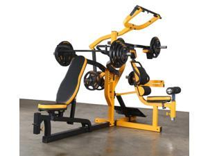 Powertec WB-MS16 Multi System. Powertec Introduces the Newl Designed for 2017 WB-MS16 Workbench Multi-System. 3 New Matted colors to choose. Now on sale at BodyDesign Fitness &Texas Fitness Warehouse