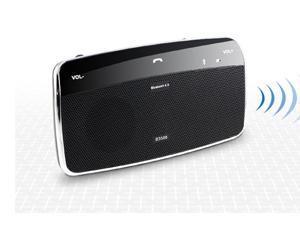 Car Bluetooth Speaker Portable Multipoint Wireless Hands-Free Bluetooth Sun Visor In-Car Speakerphone Car Kit