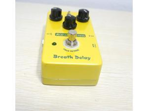 Aural Dream Breath Delay Effects Pedal delay guitar effects true bypass design & quality components