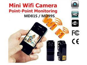 Outdoor Sport IP Camera MD81S WiFi IP Camera Mini DV   DVR Video Digital Camera Hidden Camcorder Video Record