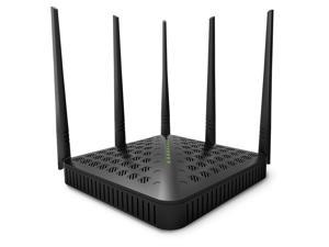 Tenda FH1202 WIFI Router  Router  English firmware 2.4+5 GHz 1200Mbs 11AC Dual Band Wireless Repeater Router Tenda wifi Router Universal Repeater + WISP + WDS