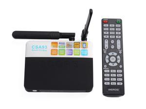 CSA93 Amlogic S912 Octa Core Android 6.0 Smart TV Box 2GB/16GB HDMI2.0 BT4.0 KODI 17.0 H.265 4K Smart Media Player with 5G Wifi Antenna