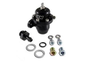 AEM 25-300BK Adjustable Fuel Pressure Regulator