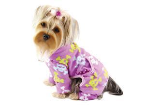 Skulls & Crossbones Fleece Turtleneck Pajamas