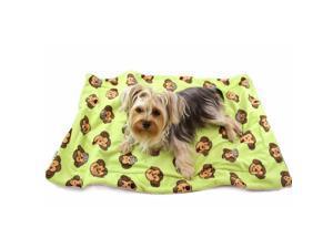 Silly Monkey Ultra-Plush Blanket