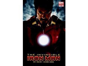Invincible Iron Man #25 1:10 Variant (2008-2012) Marvel Comics NM
