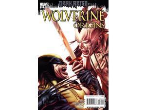 Wolverine Origins #35 (2006-2010) Marvel Comics VF+