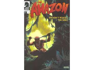 The Amazon #1 (2009) Dark Horse Comics VF