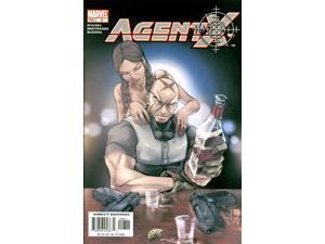 Agent X #8 (2002-2003) Marvel Comics VF/NM