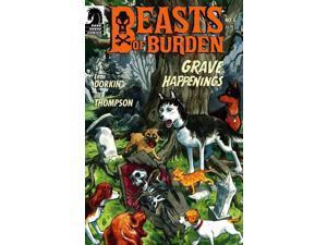 Beasts of Burden #4 (2009) Dark Horse Comics VF/NM
