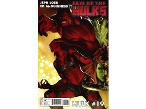 Hulk #19 1:20 Variant (2008-2012) Marvel Comics VF/NM