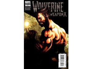 Wolverine Weapon X #3B (2009-2010) Marvel Comics VF/NM