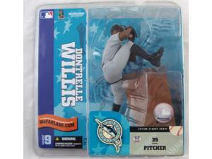 MLB McFarlane Series 9 Dontrelle Willis Action Figure Grey Jersey Variant Florid