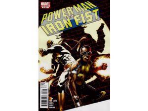 Power Man and Iron Fist #2 Volume 2 (2011) Marvel Comics VF/NM