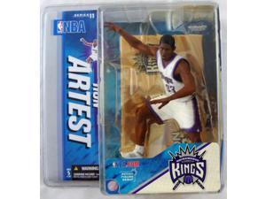 NBA McFarlane Ron Artest Action Figure Series 11 Rookie Figure Sacramento Kings