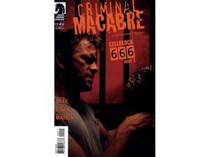 Criminal Macabre Cell Block 666 #2 (2008-2009) Dark Horse Comics NM