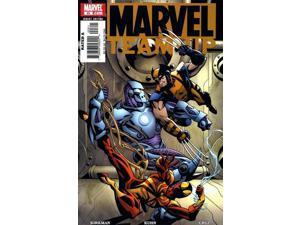 Marvel Team-Up #23 Volume 3 (2005-2006) Marvel Comics VF+