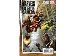 Marvels Eye of the Camera #4 (2009-2010) Marvel Comics VF/NM