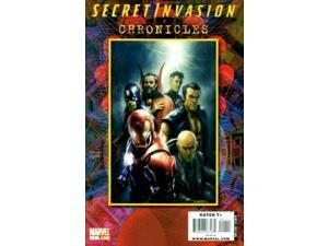 Secret Invasion Chronicles #1 (2009) Marvel Comics VF/NM