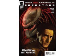 Predators Movie Prequel #2 (2010) Dark Horse Comics VF+
