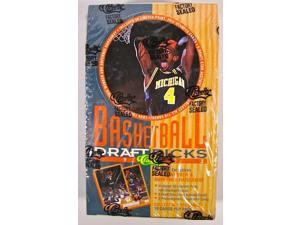 1993-94 Classic Basketball Draft Picks and Prospects Sealed Wax Box New