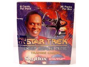 1993 Skybox Star Trek Deep Space Nine Trading Cards Sealed Wax Box New