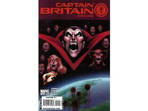 Captain Britain and MI13 #12 (2008-2009) Marvel Comics VF/NM