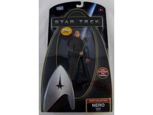 """Star Trek Nero 6"""" Inch Action Figure Warp Collection Movie Playmates MIP"""