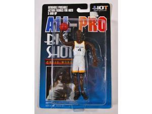 All-Pro Big Shot Chris Webber Bendable Figure Hot Properties Inc. MIP