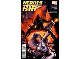 Heroes for Hire #2 Volume 3 (2011) Marvel Comics VF/NM