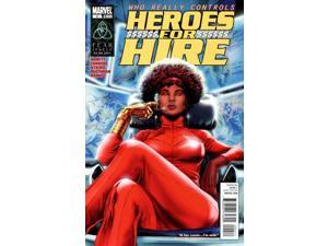 Heroes for Hire #4 Volume 3 (2011) Marvel Comics VF/NM